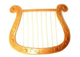Harp kunststof