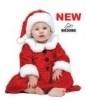 Baby kerstjurkje meisje