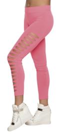 Legging Gaps neon pink