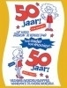 Toiletpapier - 50 jaar (vrouw)