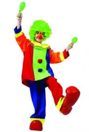 Clown bassie
