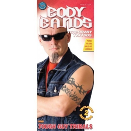 Tattoo body band tough 2 stuks