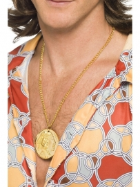 Gouden ketting disco