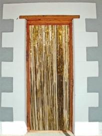 Deurgordijn goud