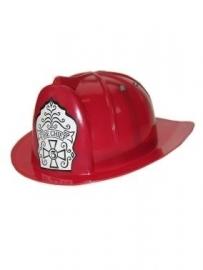 Brandweerman helm