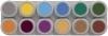 Grimas Aqua schmink palet 12 B