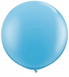Ballonnen 3ft blue pale