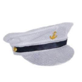 Witte kapiteinspet