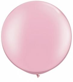 Ballonnen 3ft pink metallic