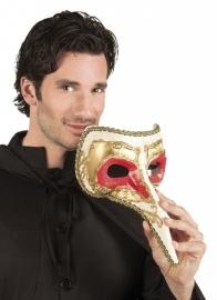 Masker venetiaans snavel