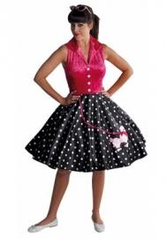 Rock 'n Roll jurk Luxe