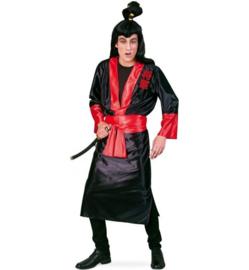 Shogun japans kostuum