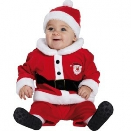 Kinder kerstpakje