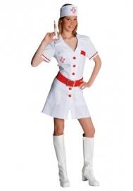 Verpleegsters meisje