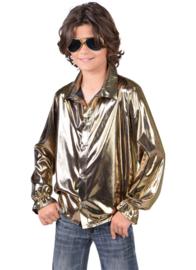 Gouden blouse kinderen