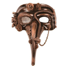 Oogmasker Steampunk