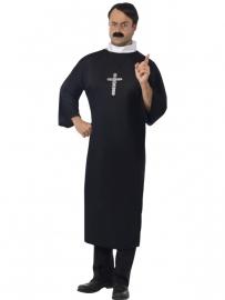 Priester zwart/wit