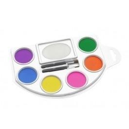 Schmink palet uv / neon