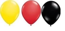 Ballonnen set Belgie