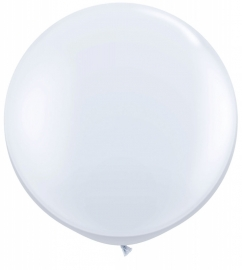Ballonnen 3ft white