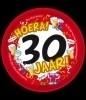 Dienblad 30 jaar