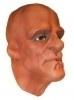 Masker latex bokser kaal hoofd