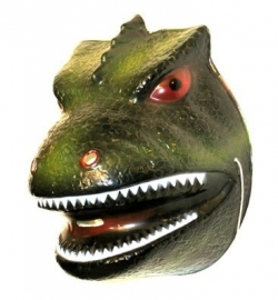 Masker dino - kind