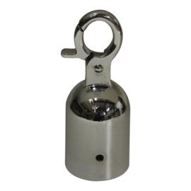Koordhouder chroom 42 mm. BSL