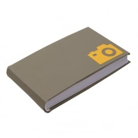 Notebook Retro Camera - Oblong