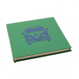 Notebook Retro Volkswagen - Square