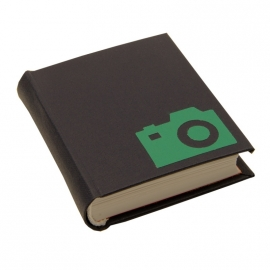 Notebook Retro Camera - Smallest