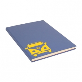 Notebook Retro Volkswagen - A4