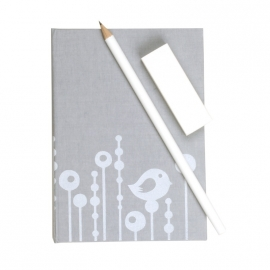 Notebook Spring - Birdies