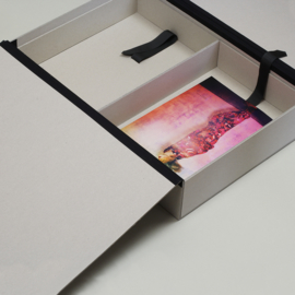 Portfoliodoos voor A3+ en A4, met standaard
