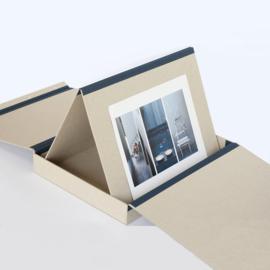 Portfolio doos Basic met fotostandaard
