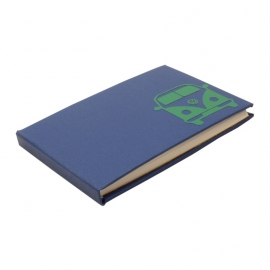 Notebook Retro Volkswagen - oblong