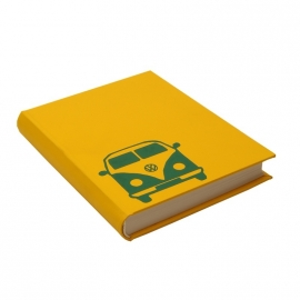 Notebook Retro Volkswagen - Thick