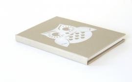 Notebook Spring - Owl