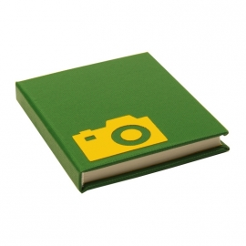 Notebook Retro Camera - Mini