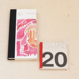 Rotterdamse Kunstkalender - recycled