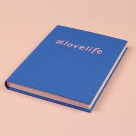 #Lovelife Notebook