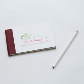 Gepersonaliseerd notebook - D.A. Ruijgh Ouderengeneeskunde