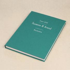 Gastenboek voor bruiloft