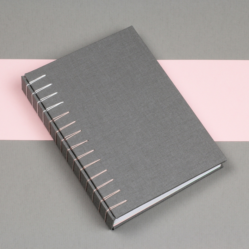 Workshop: Notebook met fraaie rug