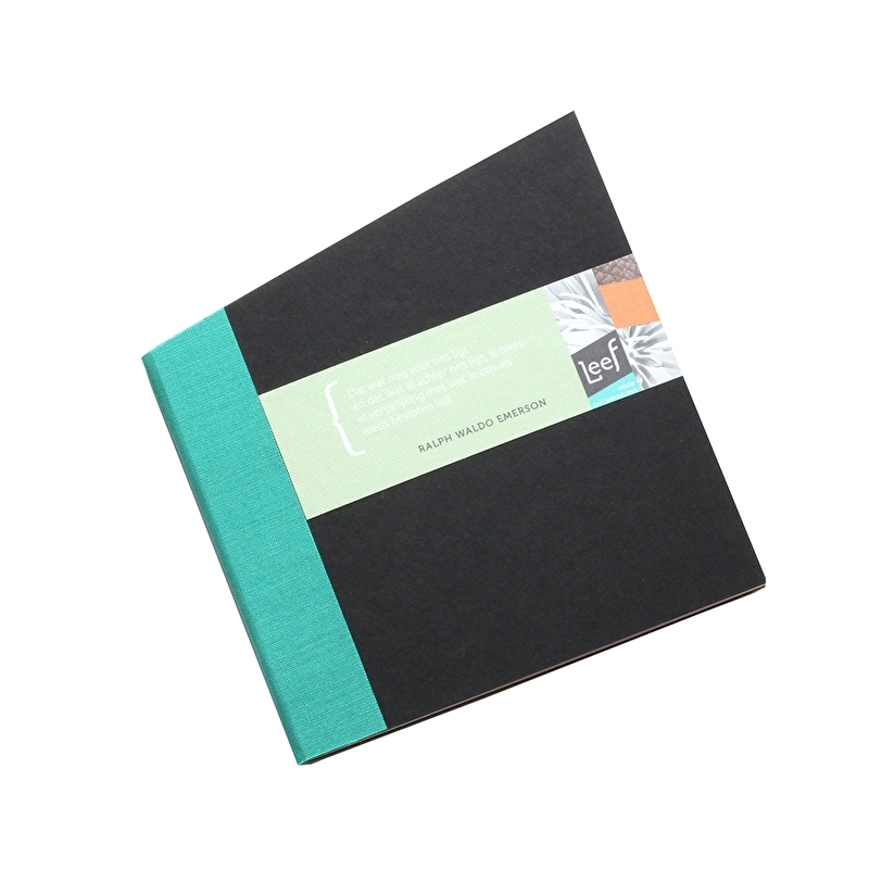 Gepersonaliseerd notitieboekje - Leef voor Ontwikkeling