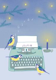 kerst - mezenmuziek