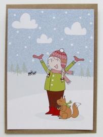 sneeuw !