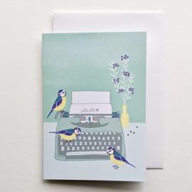 typemachine meesjes