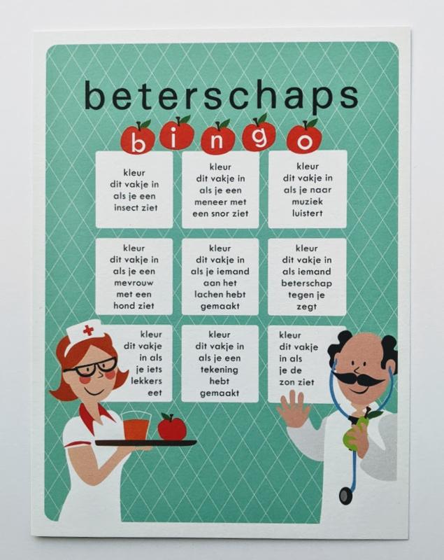 beterschaps bingo