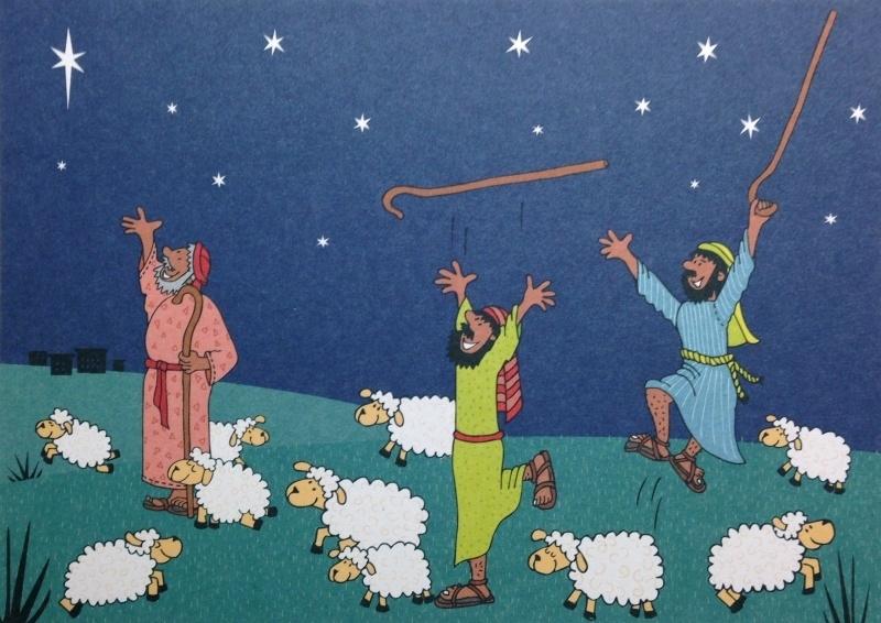 kerst - herders
